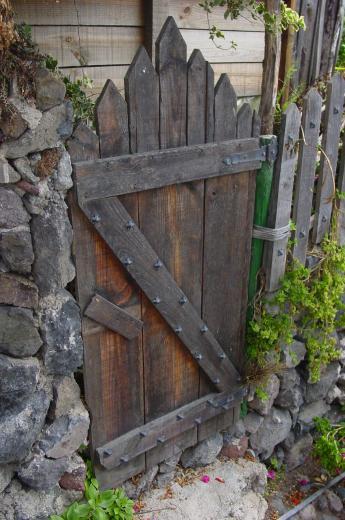 Tür in Teneriffa 1