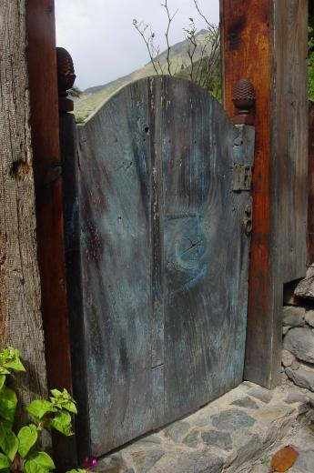 Tür in Teneriffa 2
