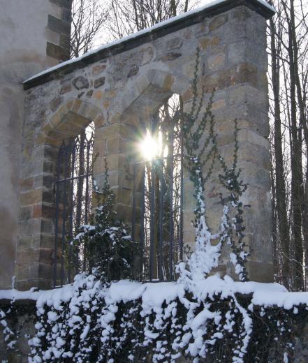 Ottos Eck im Winter
