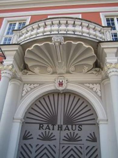 Rathaustür Speyer