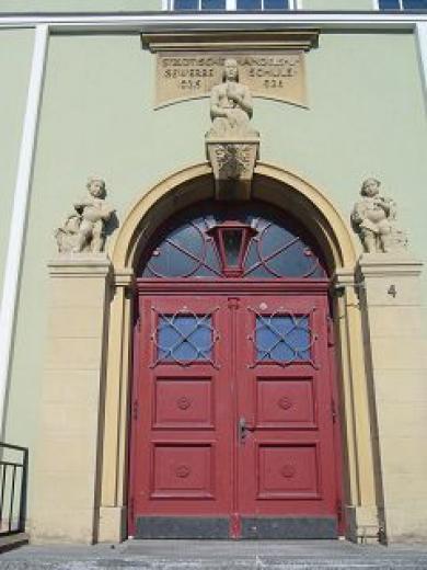 Berufsschule Dippoldiswalde Weißeritzstrasse