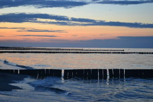 Die Weiten der Ostsee