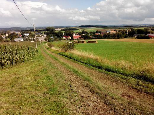 Blick vom Luchberg