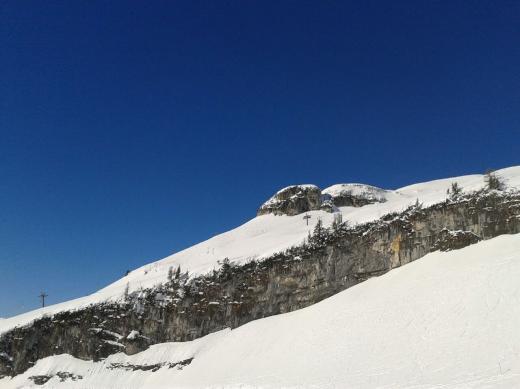 Winterhimmelsblau
