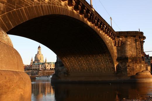 Brückenbogenblick