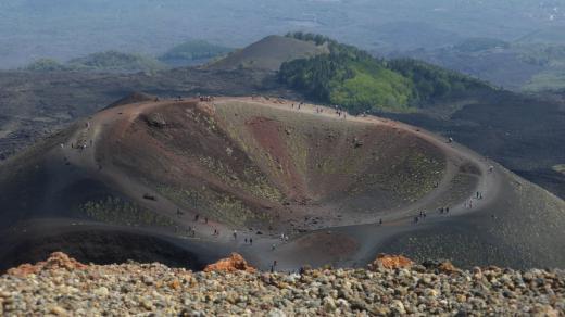 Kraterrunde