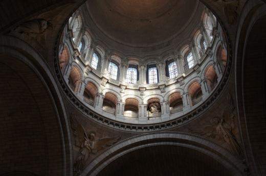runde Kirchenkuppel
