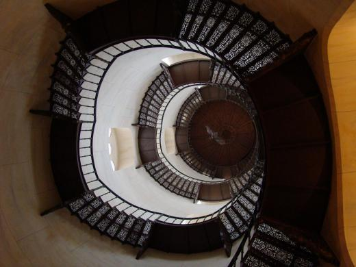 Treppenspirale