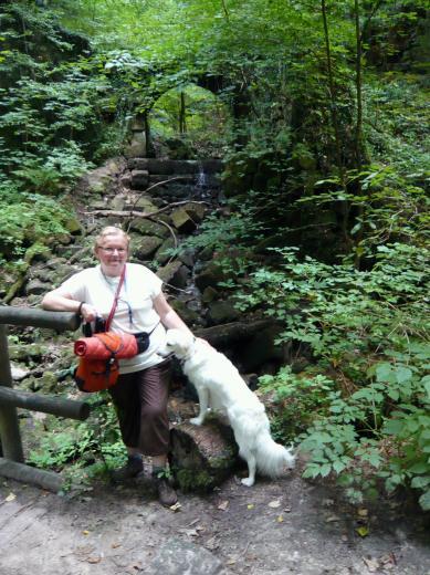 Wandern im Polenztal