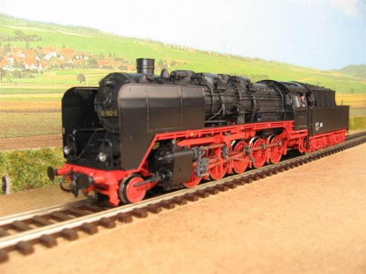 Modell BR 50 1002  Altbaulok