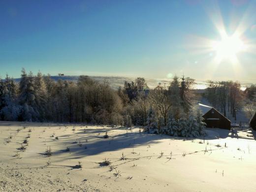 Weiße Landschaft2