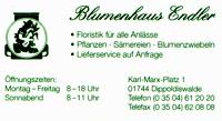 Blumenhaus Endler